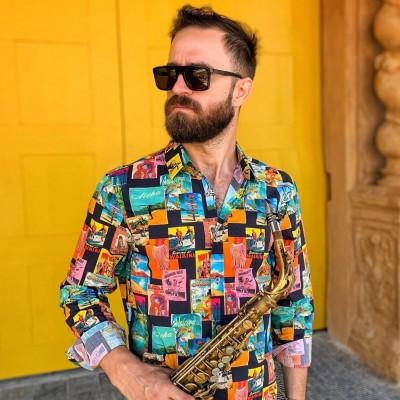 Meditatii Saxofon Bucuresti - Sectorul 1 Farcas Claudiu