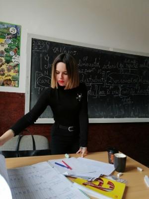 Meditatii Limba romana Cluj-Napoca Gârgari Sarah Nathalie