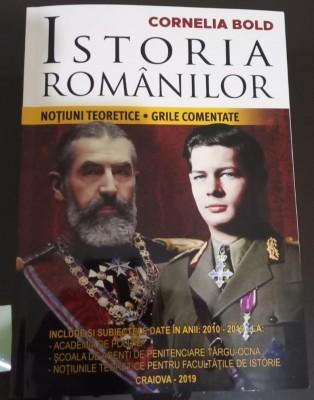 Meditatii Istorie Craiova Cornelia Bold